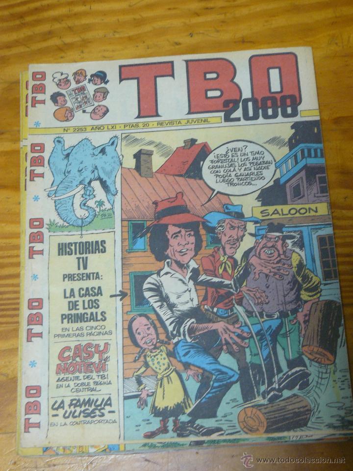TEBEOS-COMICS GOYO - TBO 2000 - Nº 2253 - ED. BUIGAS - *BB99 (Tebeos y Comics - Buigas - TBO)