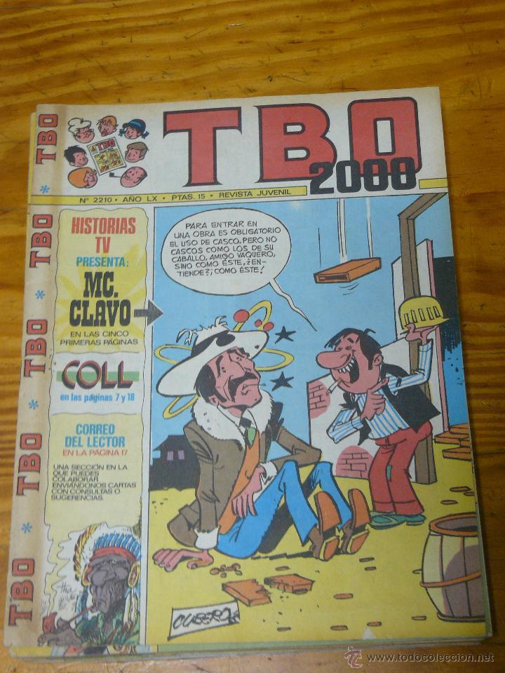 TEBEOS-COMICS GOYO - TBO 2000 - Nº 2210 - ED. BUIGAS - *AA99 (Tebeos y Comics - Buigas - TBO)