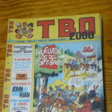 Tebeos: TEBEOS-COMICS GOYO - TBO 2000 - Nº 2196 - ED. BUIGAS - *BB99. Lote 46062606