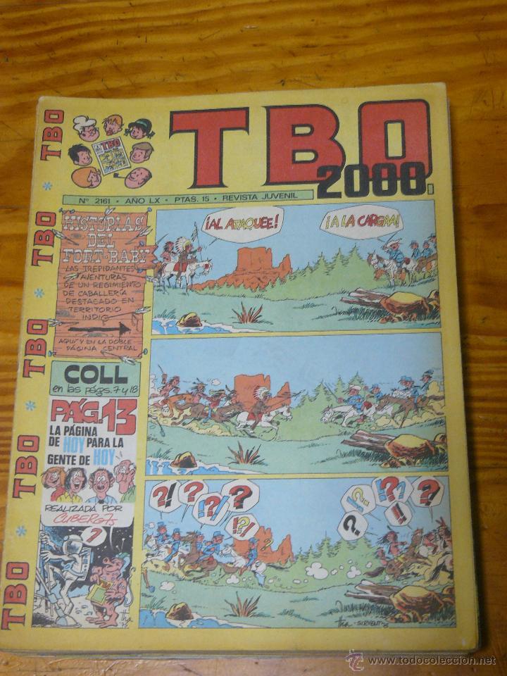 TEBEOS-COMICS GOYO - TBO 2000 - Nº 2161 - ED. BUIGAS - *AA99 (Tebeos y Comics - Buigas - TBO)