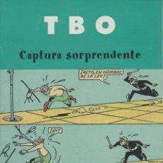 Tebeos: TBO. CAPTURA SORPRENDENTE. VVAA. EDICIONES B, 2003. Lote 46194229
