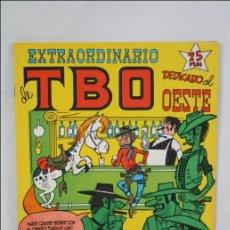 Giornalini: CÓMIC TBO - EXTRAORDINARIO DE TBO DEDICADO AL OESTE - ED. BUIGAS. Lote 46677620