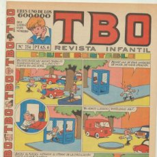 BDs: TBO Nº 754.. Lote 46836158