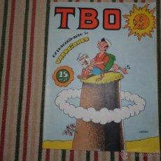 Tebeos: TBO EXTRAORDINARIO DE VACACIONES 1970 BUIGAS. Lote 47033483