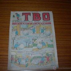 TBO Nº 430 DE BUIGAS