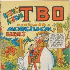 Tebeos: TBO NUEVO ALBUM DEDICADO A MORCILLÓN Y BABALI.. Lote 47839479