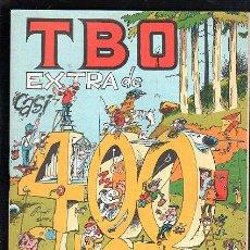 Tebeos: REVISTA TBO. EXTRAORDINARIO DE 400 CHISTES.. Lote 47892621