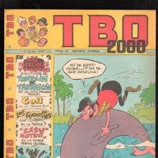 Tebeos: REVISTA JUVENIL. TBO 2000. AÑO LXI. Nº 2248.. Lote 48751591