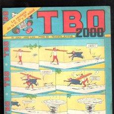 Tebeos: REVISTA JUVENIL. TBO 2000. AÑO LXIII. Nº 2352.. Lote 48751732