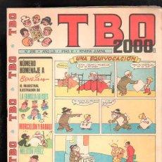 Tebeos: REVISTA JUVENIL. TBO 2000. AÑO LIX. Nº 2116.. Lote 48765626