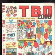 Tebeos: REVISTA JUVENIL. TBO 2000. AÑO LIX. Nº 2113.. Lote 48765974