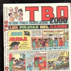 Tebeos: REVISTA JUVENIL. TBO 2000. Nº 2030.. Lote 48767495