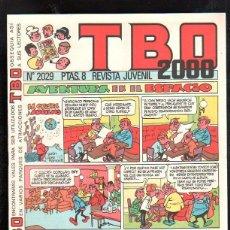 Tebeos: REVISTA JUVENIL. TBO 2000. Nº 2029.. Lote 48767526