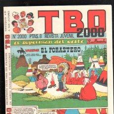 Tebeos: REVISTA JUVENIL. TBO 2000. Nº 2000.. Lote 48768578