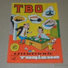 BDs: TBO EXTRAORDINAIO DEDICADO AL TURISMO 1971- SEÑALES DE USO. Lote 48980681