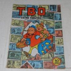 BDs: (M) EXTRA TURISMO TBO.1974- SEÑALES DE USO. Lote 49074589