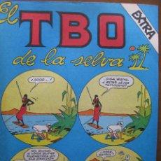 Tebeos: EXTRA: TBO DE LA SELVA. 8-81.. Lote 49169039