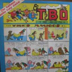 Tebeos: EL TBO. Nº 2400. 5 SEPTIEMBRE 1980.. Lote 49172733