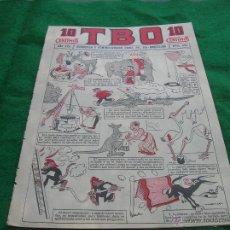 Tebeos: NUMERO 830 TBO T B O TEBEO BUIGAS LA PRIMERA 1917 LOTE TBO. Lote 49974947