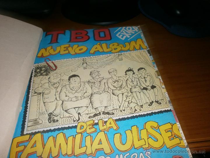 Tebeos: LOTE 2 TOMOS TBO ENCUADERNADOS - AÑOS 80 - Foto 3 - 50341336