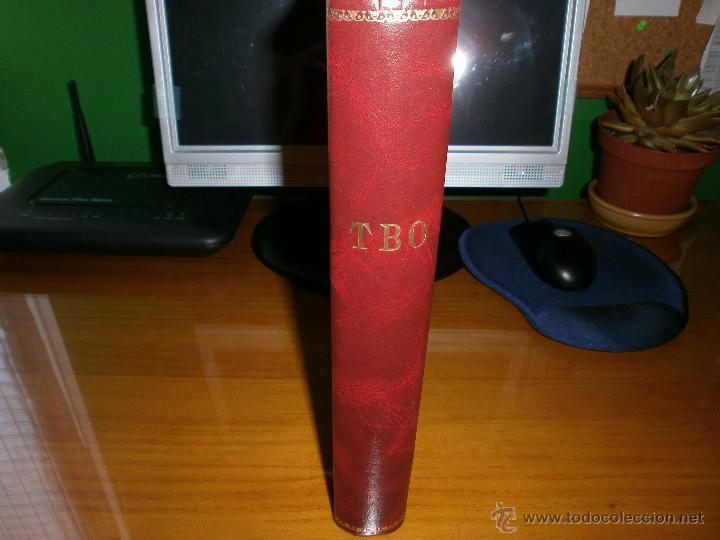 Tebeos: LOTE 2 TOMOS TBO ENCUADERNADOS - SEGUNDA EPOCA Y EDICIONES B GRUPO Z 1988. - Foto 2 - 50341560