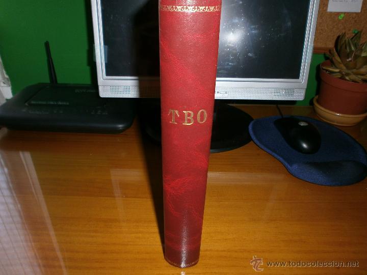 Tebeos: LOTE 2 TOMOS TBO ENCUADERNADOS - SEGUNDA EPOCA Y EDICIONES B GRUPO Z 1988. - Foto 4 - 50341560