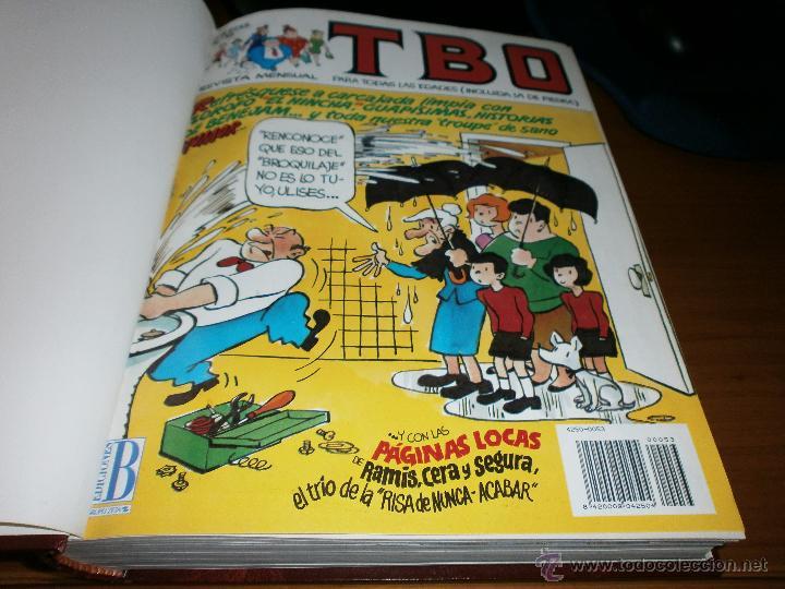 Tebeos: LOTE 2 TOMOS TBO ENCUADERNADOS - SEGUNDA EPOCA Y EDICIONES B GRUPO Z 1988. - Foto 5 - 50341560