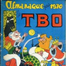 Tebeos - ALMANAQUE 1970 TBO - 50789934