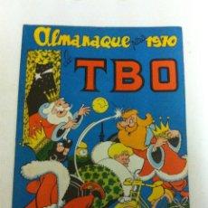 Tebeos: ALMANAQUE PARA 1970. Lote 50831220