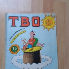 Tebeos: TBO EXTRAORDINARIO DE VACACIONES - BUIGAS. Lote 50960938