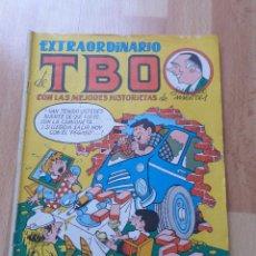Tebeos: TBO EXTRAORDINARIO CON LAS MEJORES HISTORIETAS DE SALVADOR MESTRES - BUIGAS. Lote 50961106