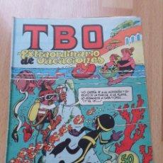 Tebeos: TBO EXTRAORDINARIO DE VACACIONES - BUIGAS. Lote 50961267