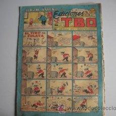 Tebeos: MAGNIFICO Y ANTIGUO TBO -. Lote 51556680