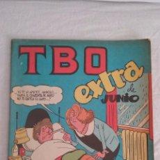 Tebeos: TBO - EXTRA DE JUNIO. Lote 51678087
