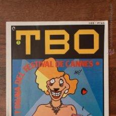 Tebeos: TBO, Nº 5. CUARTA ÉPOCA. BRUGUERA 1986. JOAN NAVARRO. PUBLICIDAD CAP. TRUENO. Lote 51736233