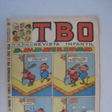 BDs: TBO Nº 724 - EDITORIAL BUIGAS.. Lote 51976776