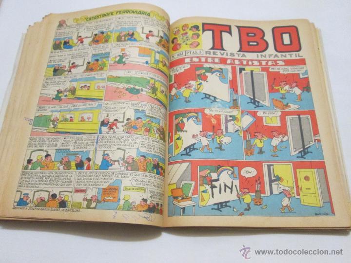 Tebeos: TBO (1 TOMO CON 37 TEBEOS Y 4 EXTRAORDINARIOS/ALMANAQUES) - BUIGAS - 1970 - Foto 4 - 52012073