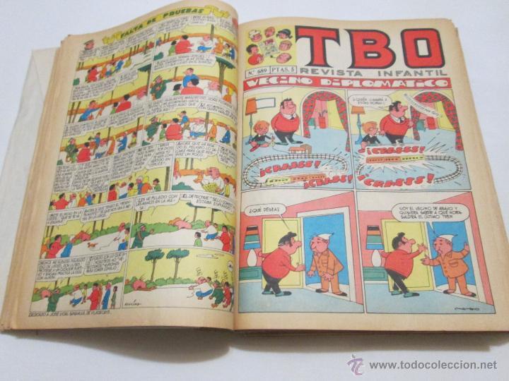 Tebeos: TBO (1 TOMO CON 37 TEBEOS Y 4 EXTRAORDINARIOS/ALMANAQUES) - BUIGAS - 1970 - Foto 5 - 52012073