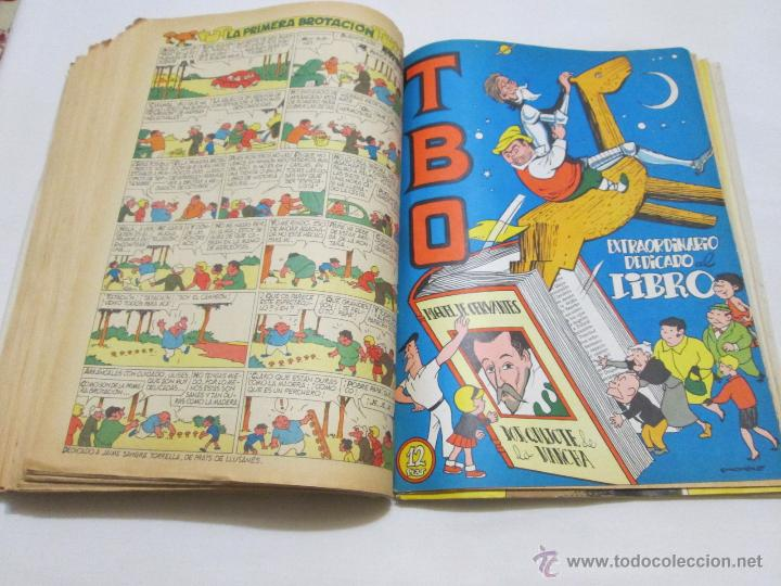 Tebeos: TBO (1 TOMO CON 37 TEBEOS Y 4 EXTRAORDINARIOS/ALMANAQUES) - BUIGAS - 1970 - Foto 7 - 52012073
