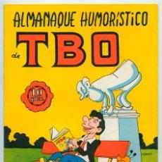 Tebeos: TBO - ALMANAQUE HUMORÍSTICO PARA 1970 - BUIGAS - 1970. Lote 52154925