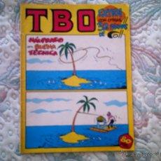 Tebeos: TBO EXTRA CON OTRAS 32 PAGINAS DE COLL (RUSTICA, COLOR). Lote 53164858