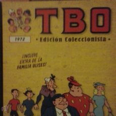 Tebeos: TBO 1972 - EDICION COLECCIONISTAS DE SALVAT - TAPA DURA. Lote 53731441