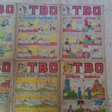 Tebeos: LOTE ANTIGUOS COMICS TBO - 43 UNIDADES. Lote 54029706