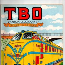 Tebeos: 7º ALBUM FAMILIA ULISES. COLECION TBO 2000 EL TBO 1972-1983. Nº25. Lote 69515661