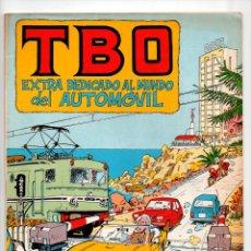 Tebeos: EXTRA MUNDO DEL AUTOMOVIL. COLECION TBO 2000 EL TBO 1972-1983. Nº58. Lote 244961065