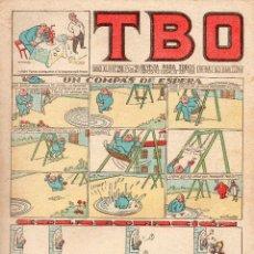 Tebeos: TBO BUIGAS AÑO 1958 132 NUMEROS. Lote 54245684