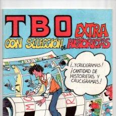 Tebeos: EXTRA CON SELECCION DE HISTORIETAS. 1978. COLECION TBO 2000 EL TBO 1972-1983. Nº 74. Lote 54356026