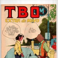 Tebeos: EXTRA DE MAYO. 1979. COLECION TBO 2000 EL TBO 1972-1983. Nº 96. Lote 54356233