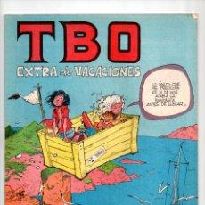 Tebeos: EXTRA DE VACACIONES. 1979. COLECION TBO 2000 EL TBO 1972-1983. Nº 99. Lote 54356245