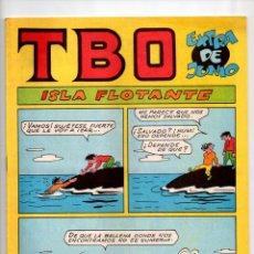Tebeos: EXTRA DE JUNIO . 1981. COLECION TBO 2000 EL TBO 1972-1983. Nº 124. Lote 54356372